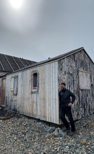 Gargiulo vive entre la Antártida y el Ártico, en cruceros de expedición, lugares a los que recomienda visitar