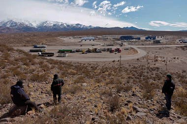 Nevadas récord en Mendoza