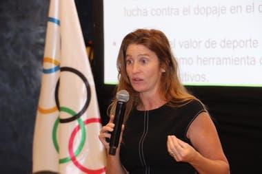 La directora de la agencia antidoping en América Latina considera que la educación y la información de los competidores es fundamental