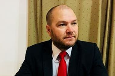 El fiscal Marcos Nápoli
