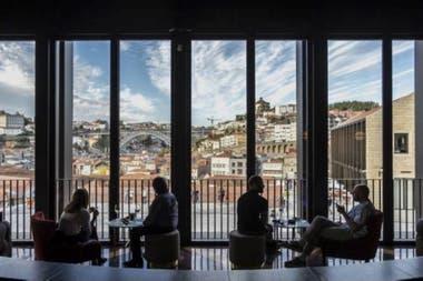 La experiencia del vino está presente en los museos y en los restaurantes