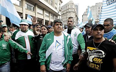Investigan sus vínculos con la barra brava de Independiente