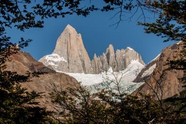 Cerro Fitz Roy, El Chaltén.