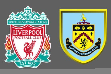 Liverpool-Burnley