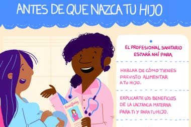 03f4e748f Mitos y verdades de la lactancia materna - LA NACION