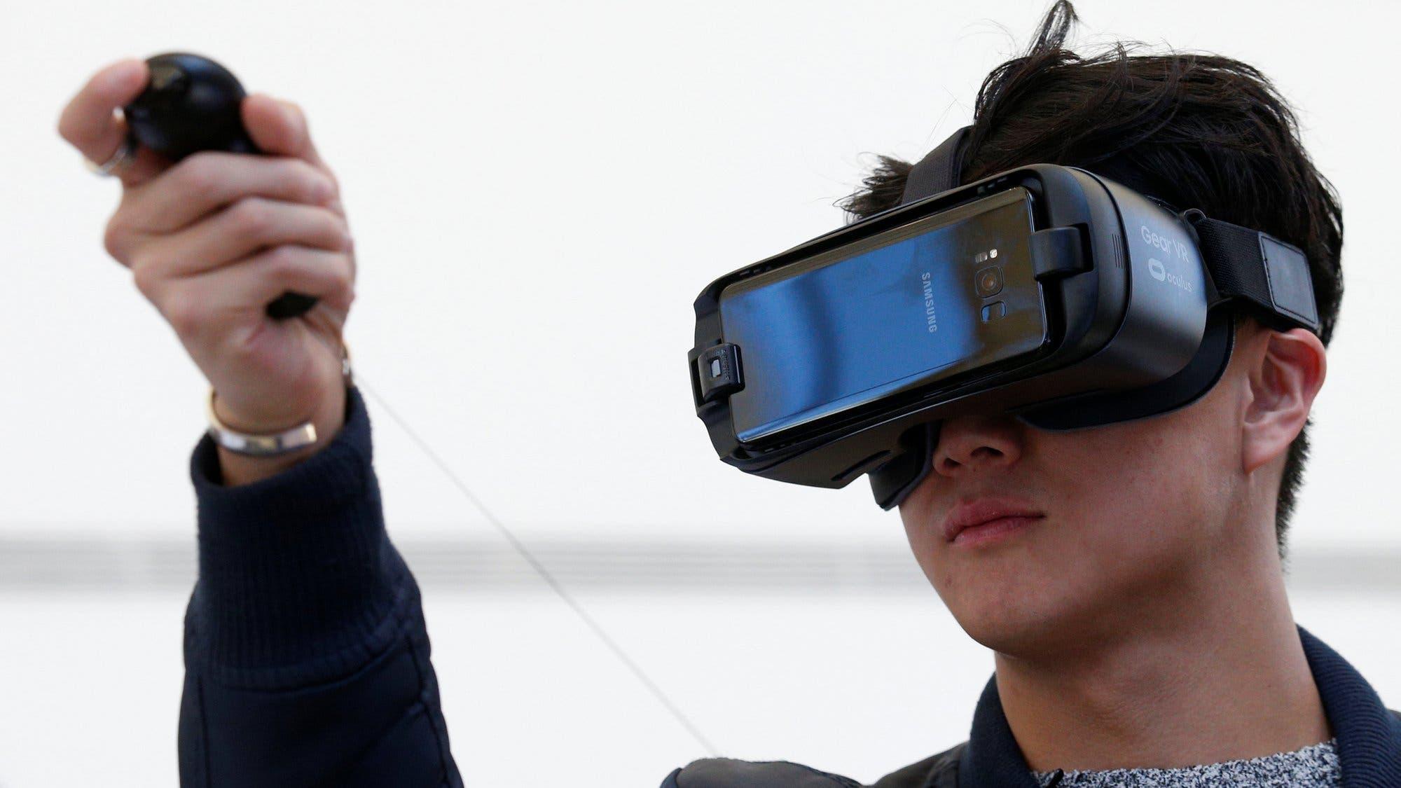 77617e49843 Cinco aplicaciones móviles para sacar provecho a los lentes de realidad  virtual - LA NACION