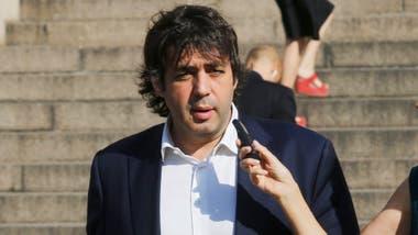 Fabián De Sousa, socio de Cristóbal López, fue el promotor de esta causa contra Mauricio Macri y exfuncionarios de su gobierno