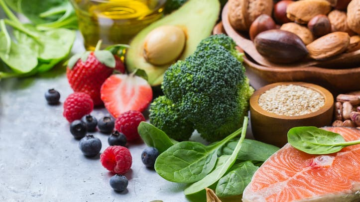 videos de comida sana