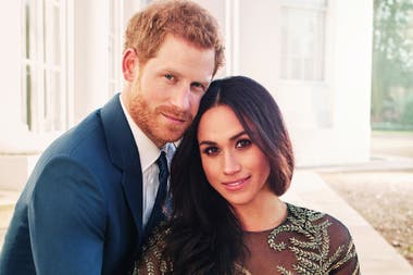 La prometida del príncipe Harry emitió un comunicado en el que explicó las razones de la ausencia