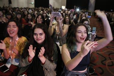 La nueva generación de lectores sub 25 revolucionó la Feria