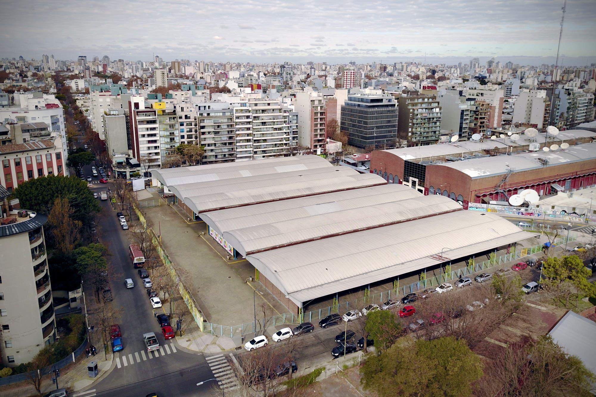 Colegiales: con la venta de El Dorrego construirán la tan reclamada Plaza Clemente