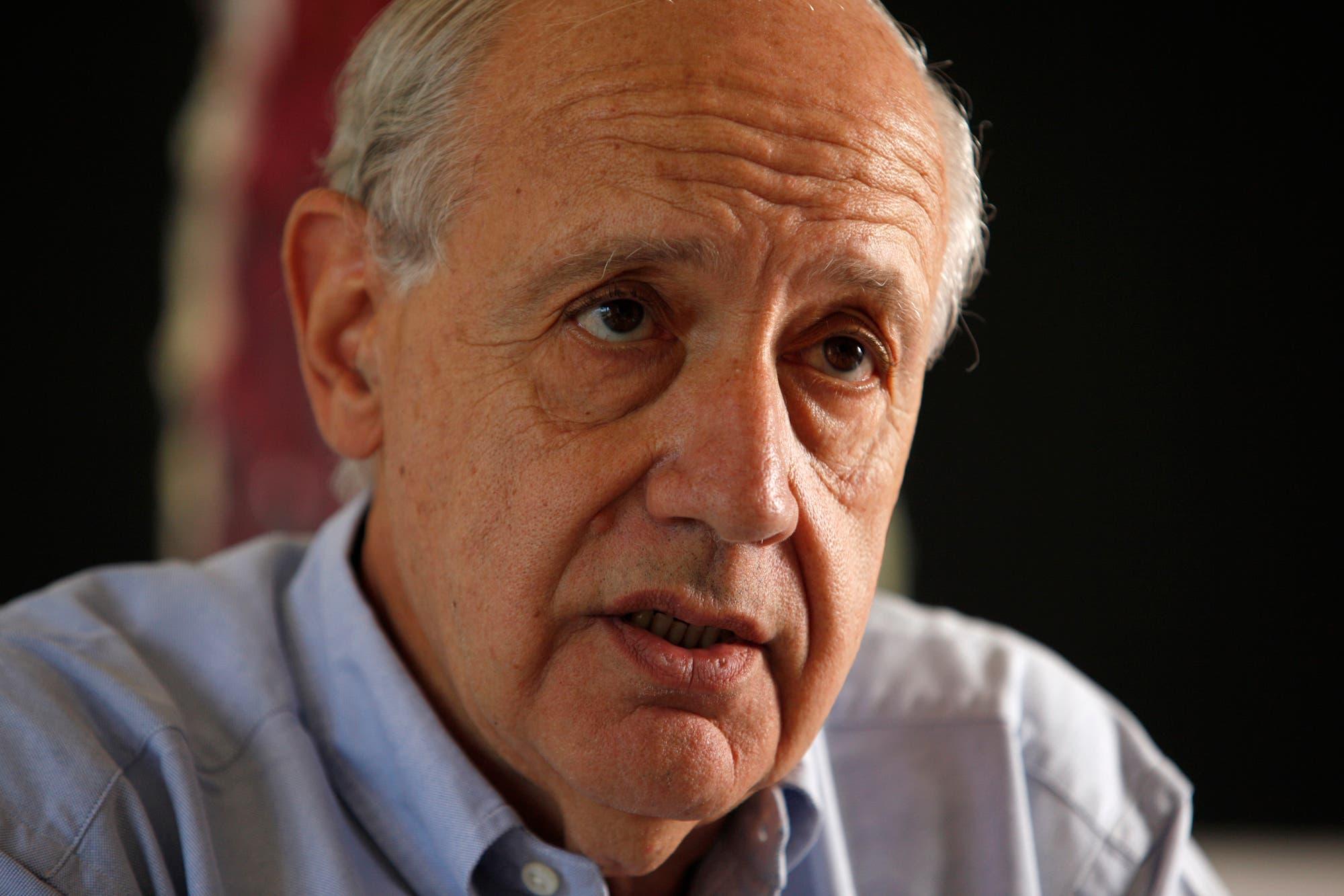 Lavagna y el gobernador Lifschitz sumaron a Matías Lammens a sus reuniones