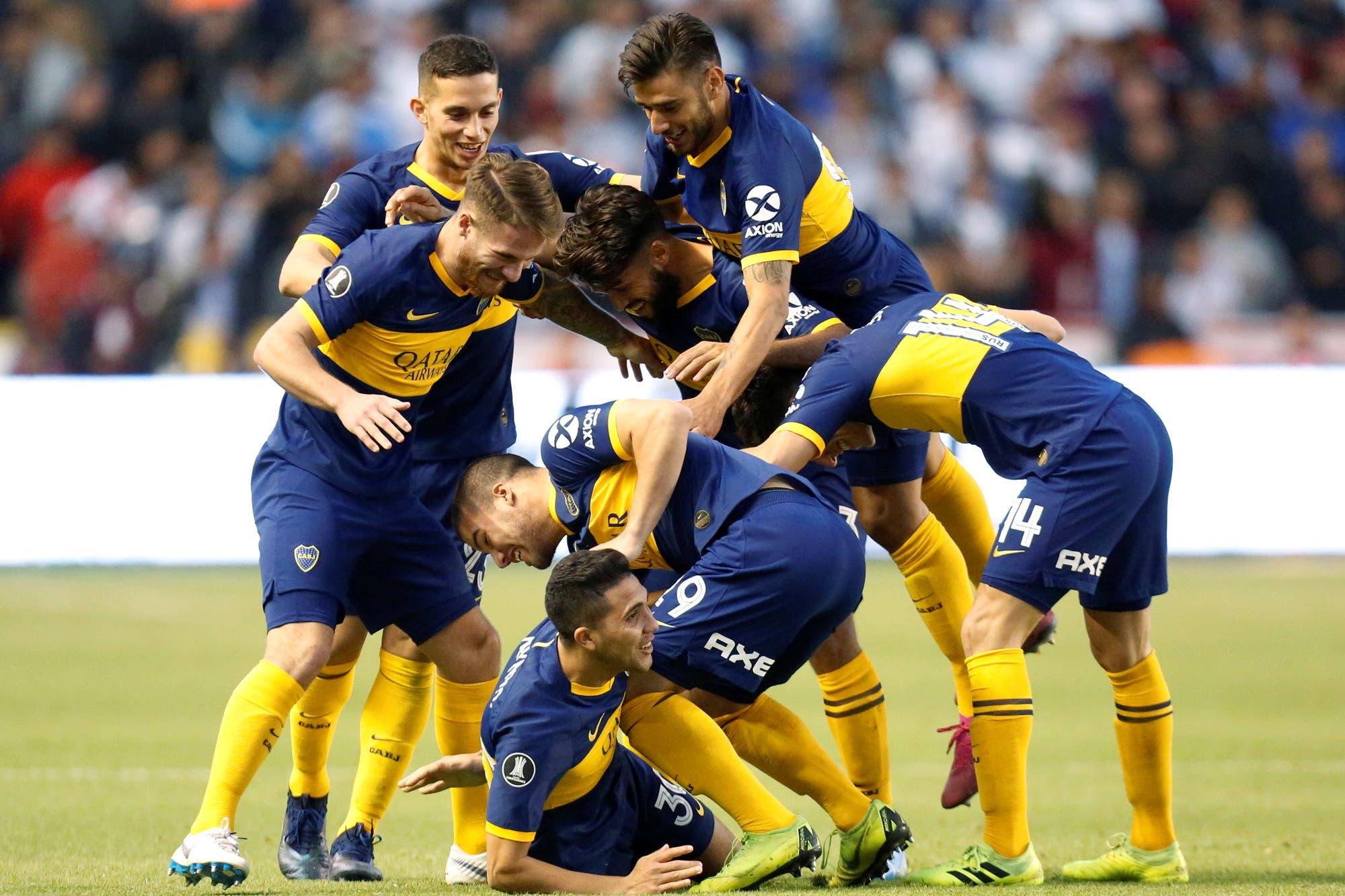 Liga de Quito-Boca, por la Copa Libertadores: el Xeneize gana 2-0 en la altura