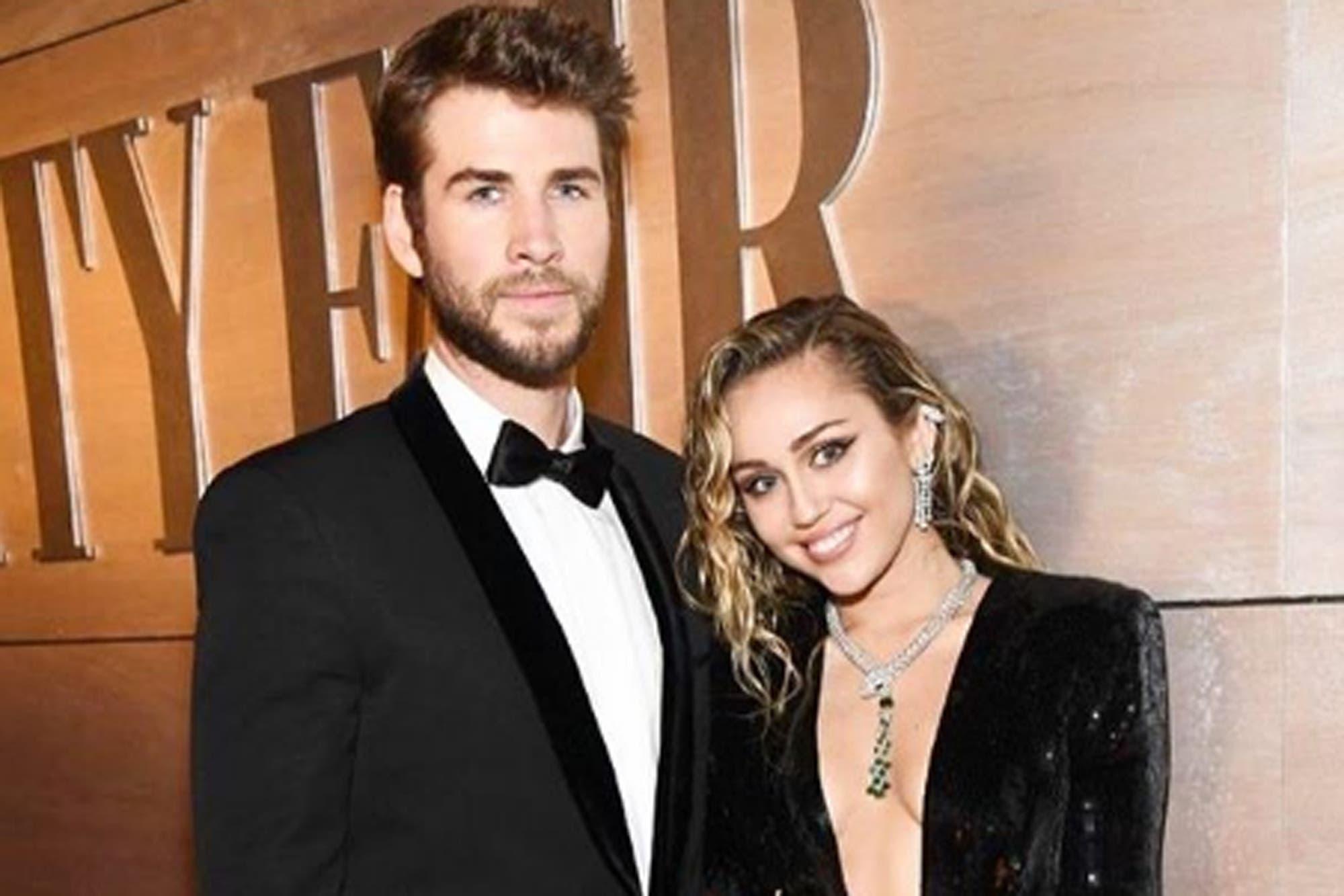 """Miley Cyrus contó detalles desconocidos de su divorcio de Liam Hemsworth: """"Fue un asco"""""""