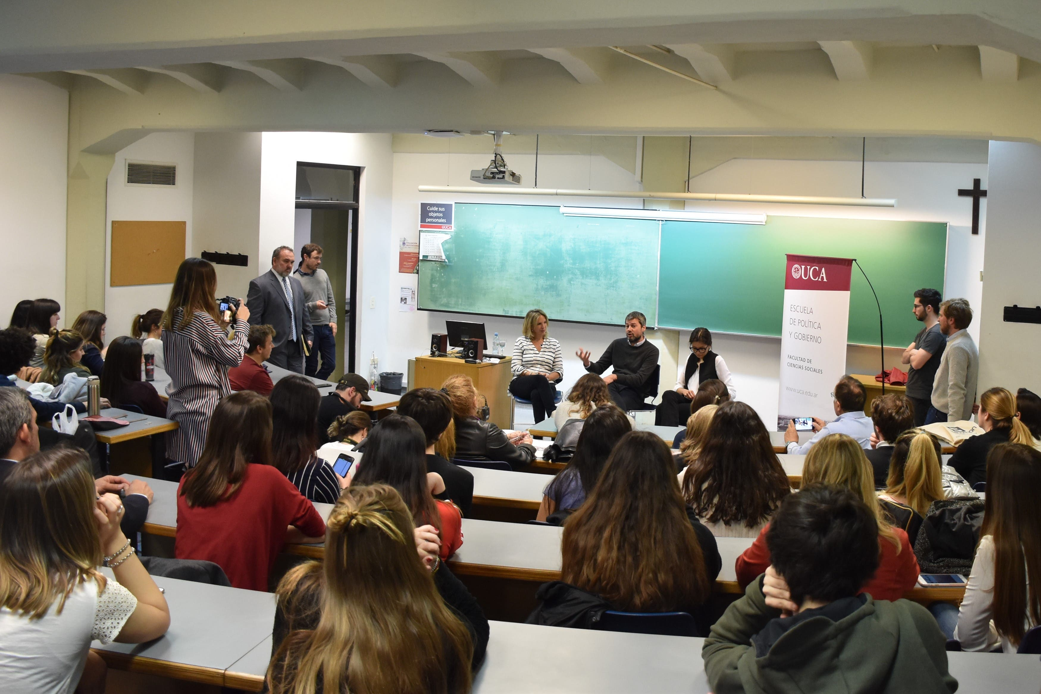 Matías Lammens justificó el voto de la Villa 31 contra el oficialismo