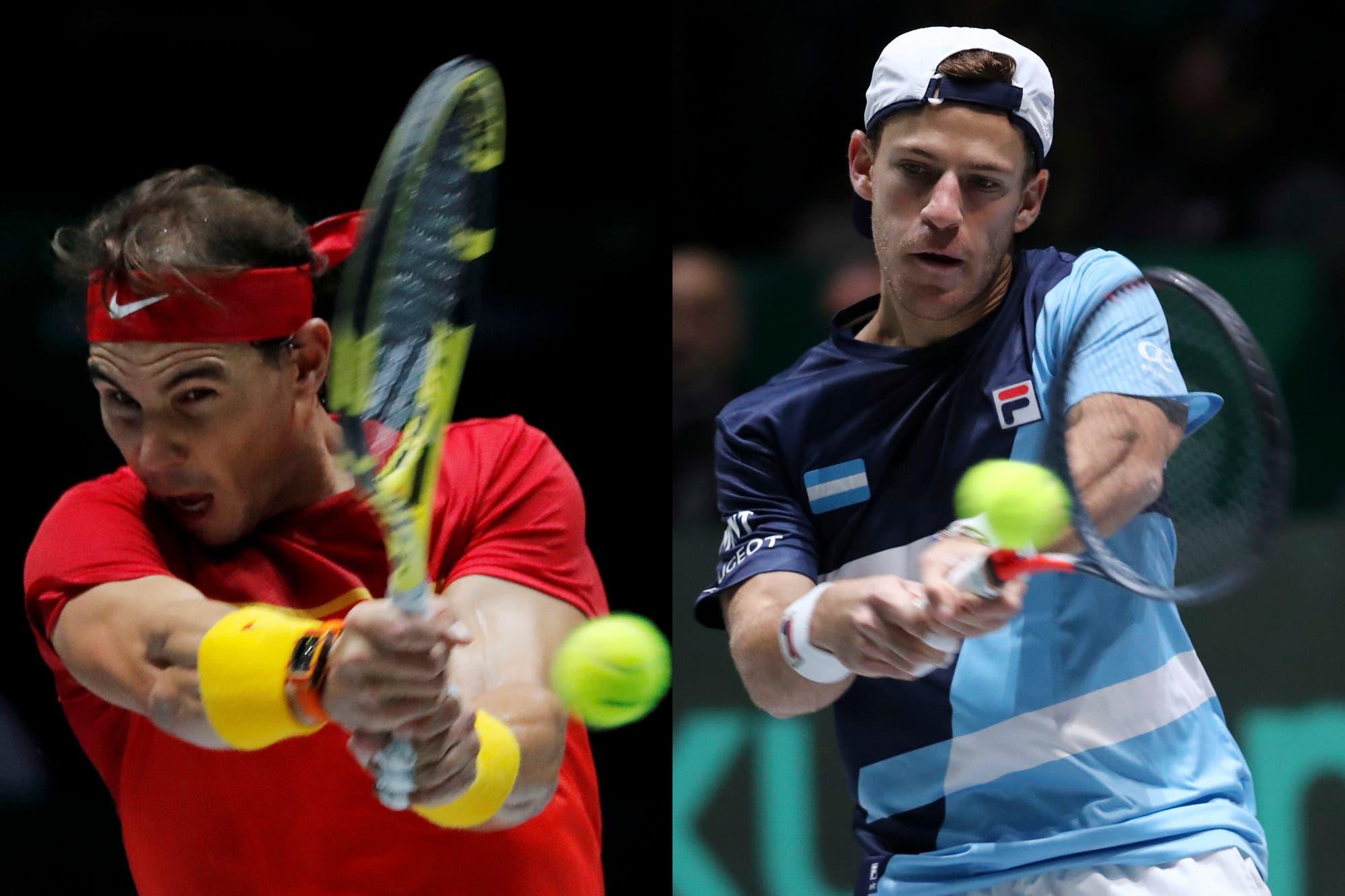 Copa Davis. La Argentina choca contra su bestia negra y con Rafael Nadal: horario y TV