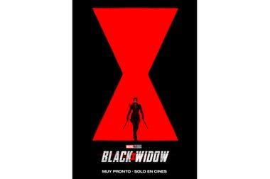 El afiche oficial de Black Widow, el nuevo film de Marvel Studios