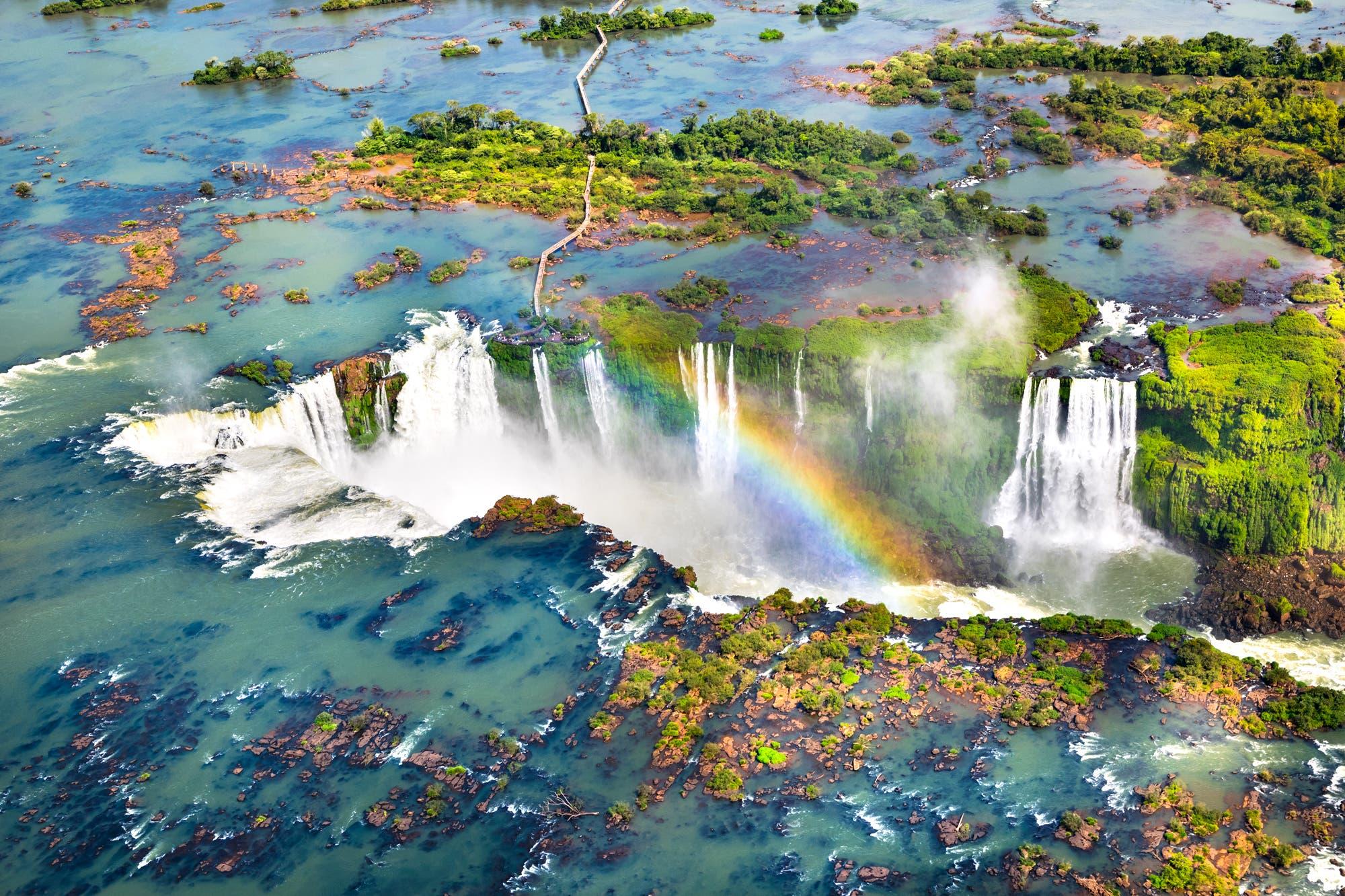 Viajá por la Argentina durante la cuarentena con estos videos grabados en 360 grados