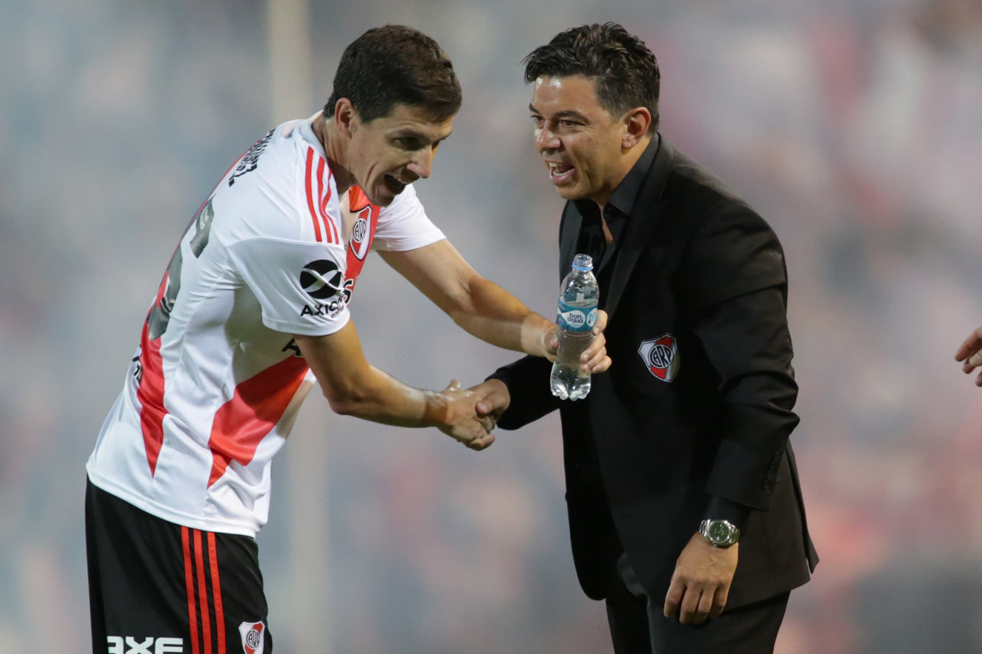 River campeón: la tajante afirmación de Gallardo sobre el futuro de Nacho Fernández, la figura de la final - LA NACION