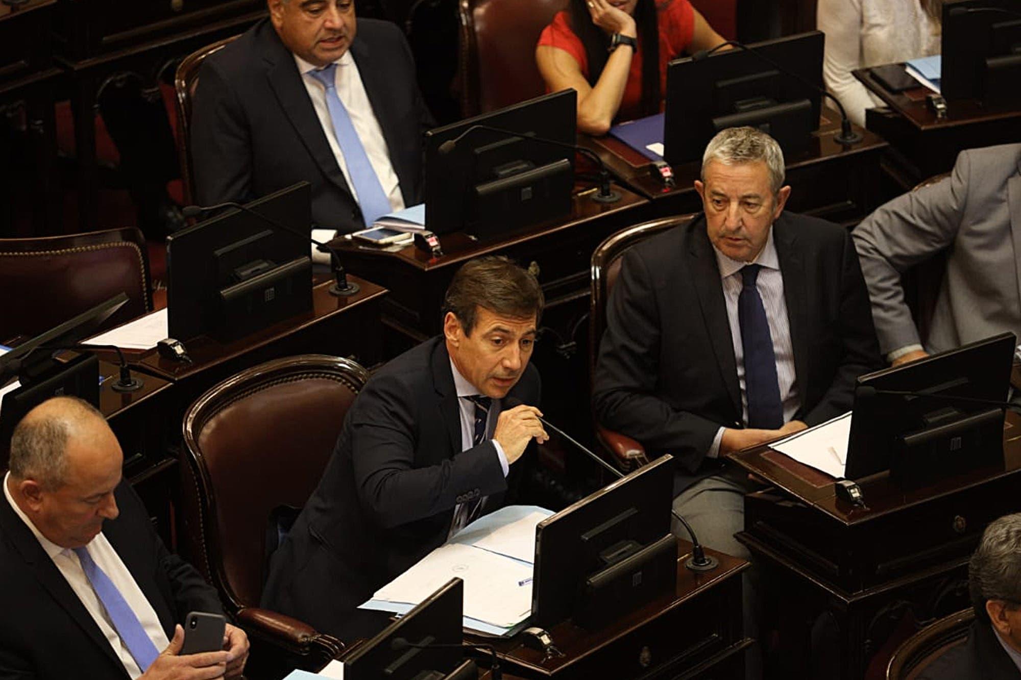La oposición colaboró para que el Senado discuta la emergencia