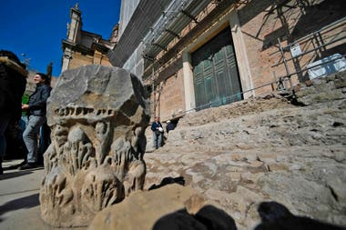 Según la leyenda, Rómulo, fundó Roma hace más de 2000 años