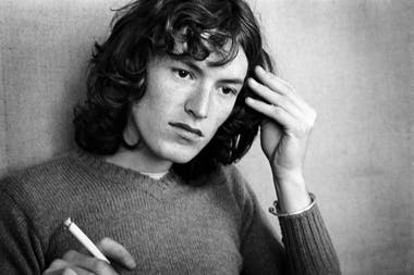 """Steve Winwood, 1968. """"No hablaba mucho"""", dice Russell. """"Es un fumón... siempre en su mundo"""""""