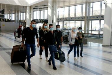 """""""Las aerolíneas intentaron hacer todo lo posible para mantener los vuelos regulares"""", aseguró Cerdá"""