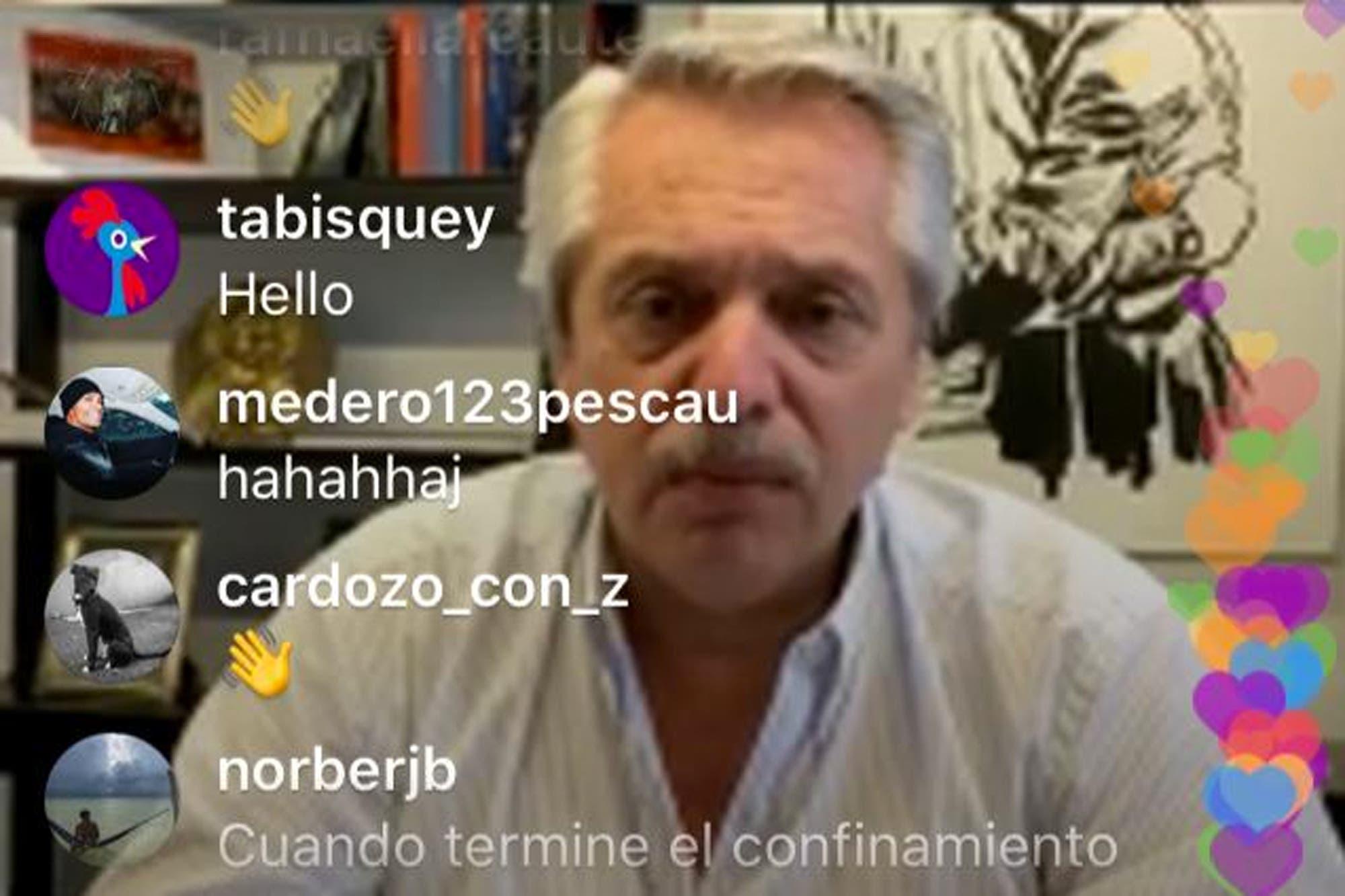 """Coronavirus. Alberto Fernández: """"Los primeros resultados parecen decir que estamos dominando el virus"""""""