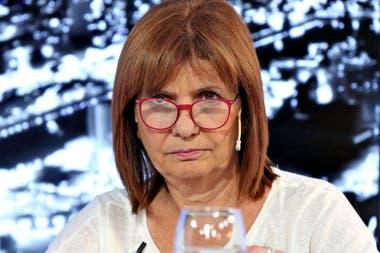 La presidenta de Pro, Patricia Bullrich, tiene una de las posturas más duras dentro del macrismo