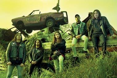 Trepanador: thrash metal con conciencia de clase en la era menemista