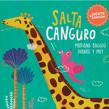 Un libro para los más chiquitos con una canción