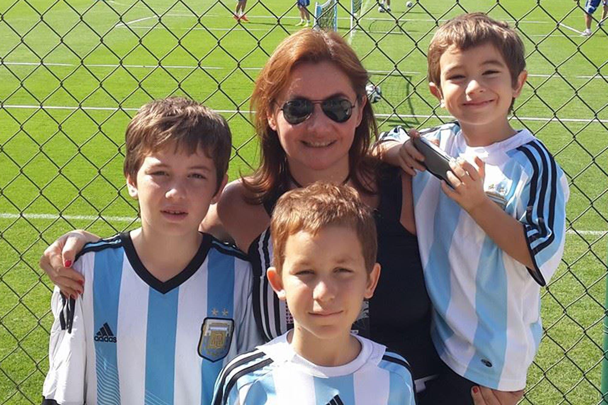 Coronavirus en la Argentina: los hijos de Diego Santilli y Nancy Pazos dieron positivo