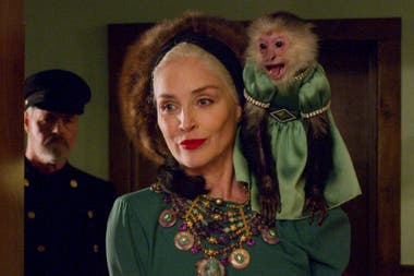Sharon Stone, en Ratched