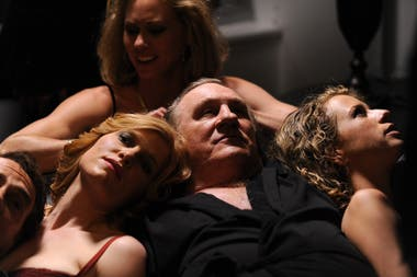 Welcome to New York, con Gérard Depardieu como Dominique Strauss-Kahn