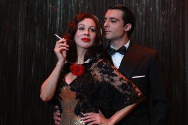 Tita, una vida en tiempo de tango. A la hora de interpretar a la Merello, apeló a los desgarros de su vida y al estilo arrabalero de su arte