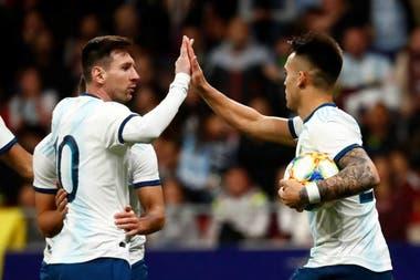 Selección Argentina. La lista definitiva: se dieron a conocer los  convocados por Lionel Scaloni para la doble fecha de las Eliminatorias - LA  NACION