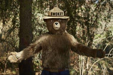 Somokey Bear, una figura utilizada en Estados Unidos para concientizar sobre el cuidado de los bosques