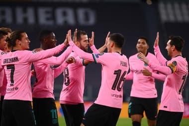 Barcelona busca recuperarse en la liga española
