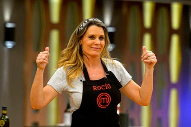Cada vez que participa de un formato televisivo, Rocío Marengo aporta gracia y desparpajo, características que la hacen un personaje querible