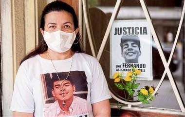 """Graciela Sosa, la madre de Fernando Báez Sosa, reclama """"prisión perpetua"""" para todos los acusados del asesinato de su hijo"""