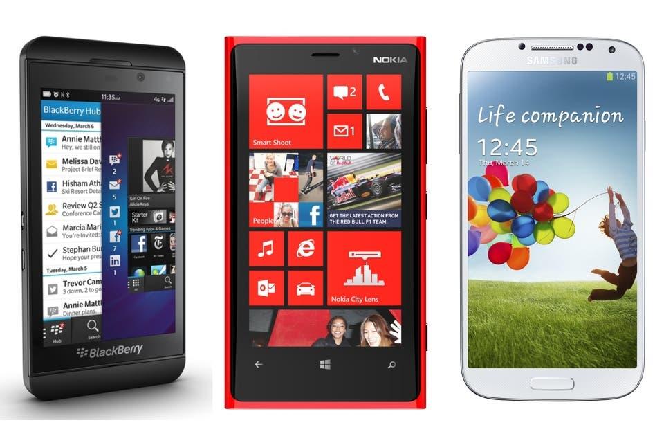 3ad01360e4e Todos los smartphones que veremos en el país este año - LA NACION