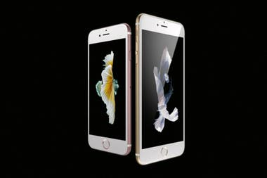 iPhone 6S y iPhone 6S Plus, de 4,7 y 5,5 pulgadas