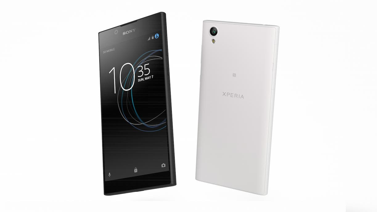 El Xperia L1 estará disponible en agosto