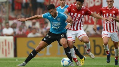 Union vs Belgrano de cordoba