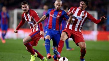 Javier Mascherano deja Barcelona tras más de 7 temporadas  el plan ... d0215313ae03d