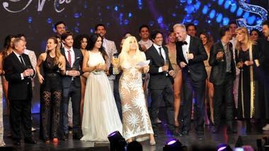 El gran festejo de Susana por sus 30 años en pantalla