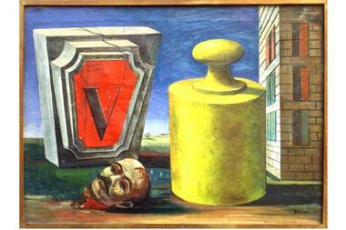 La muerte acecha en cada esquina, Antonio Berni, 1932