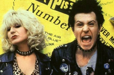 Sid y Nancy, de Alex Cox