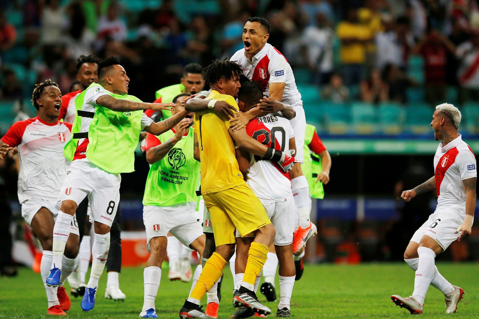 Copa América: la revancha de Gareca a una semana de un duro cachetazo