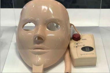 La máscara para rejuvenecer el rostro resultó ser un fiasco